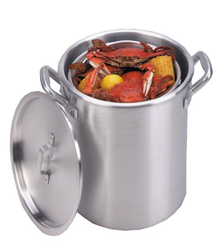 King Kooker 60-Quart Aluminum Boiling Pot (Lobster At Market Basket)