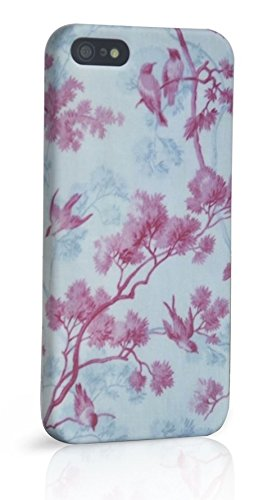 (Reveal French Antique Textiles -bird&tree iPhone)