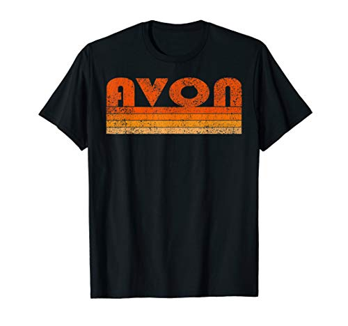 - Vintage Retro Avon CO T-Shirt