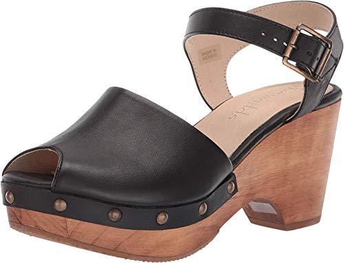 Cordani Zeda Black Leather 38.5 (US Women's 8)