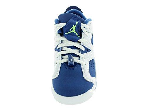 Jordan Lucht 6 Retro Laag Bg Jongens Tennisschoenen 768881-106