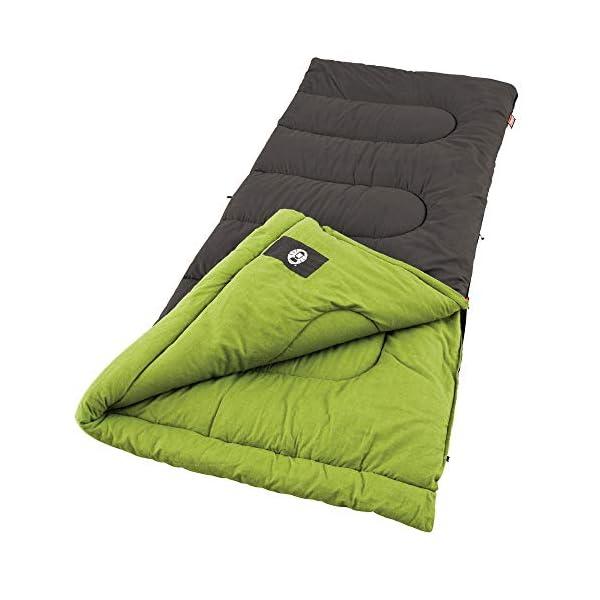 Coleman Duck Harbor Cool Weather Adult Sleeping Bag 3