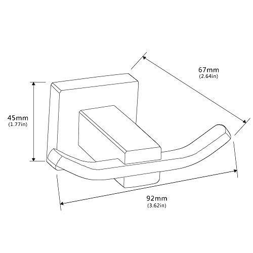 Amazon.com: SUS304 - Soporte para papel higiénico de baño ...