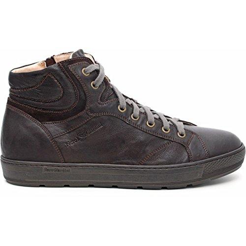 Nero Giardini , Herren Sneaker braun braun 43 Rodeo Testa di Moro