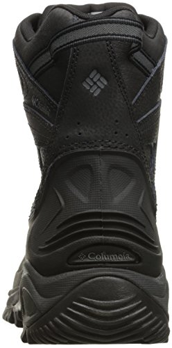 Columbia Men's Bugaboot II Snow Boot Black, Charcoal