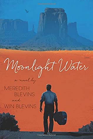book cover of Moonlight Water