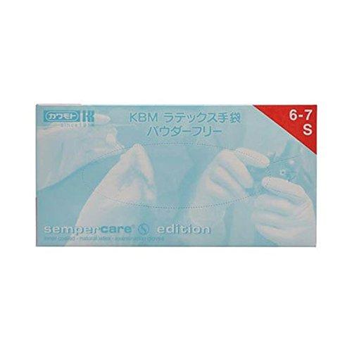 (まとめ) 川本産業 KBM ラテックス手袋パウダーフリーS 100枚【×5セット】 生活用品 インテリア 雑貨 日用雑貨 手袋 14067381 [並行輸入品] B07PFQJKY3