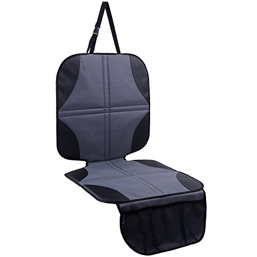 Ohuhu Carseat Protector Vehicle Organizer