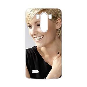 HDSAO Model Helene Fischer Cell Phone Case for LG G3