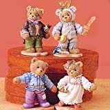 Cherished Teddies Nutcracker Suite Collector's Set 272388