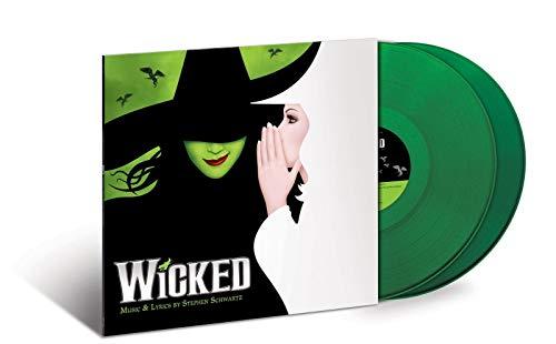 Stephen Schwartz  Wicked Musical Soundtrack Exclusive 2XLP Green Vinyl