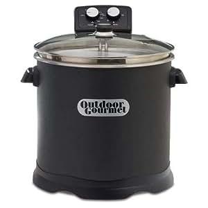 Amazon.com: Outdoor Gourmet 15-Liter Electric Deep Fryer