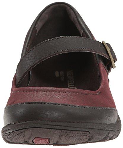 Merrell Petromus Mj Resbalón-en el zapato Deep Red/Espresso