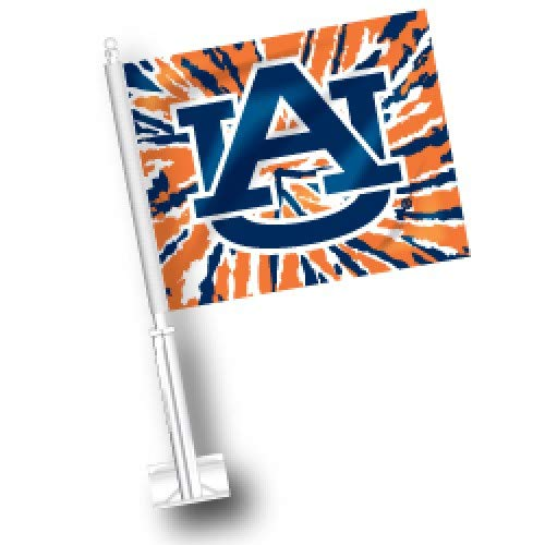 (NCAA Auburn Tigers Car Flag Set of 2)