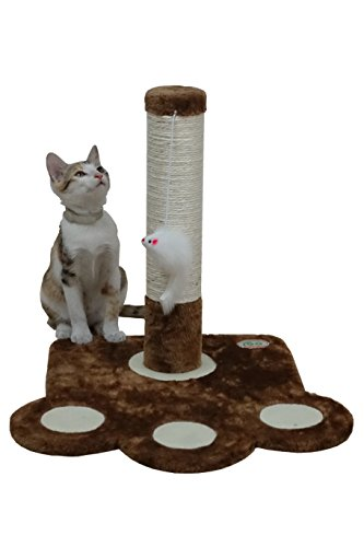 41rMFg8EEaL - Go Pet Club F704 Scratching Post