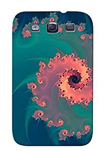 Ideal Honeyhoney Case Cover For Galaxy S3(spirals), Protective Stylish Case