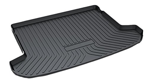 - Kaungka Cargo Liner Rear Cargo Tray Trunk Floor Mat Waterproof Protector for Kia Sportage 2017 2018