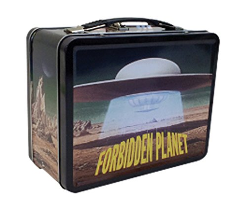 Factory Entertainment Forbidden Planet Tin Tote ()