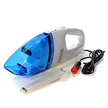 Car Vacuum Cleaner,Onshowy 12 Volt 75W Portable Handheld Auto Vacuum Cleaner Auto Lightweight Cleaner Dustbuster Hand Vac (Update Version)