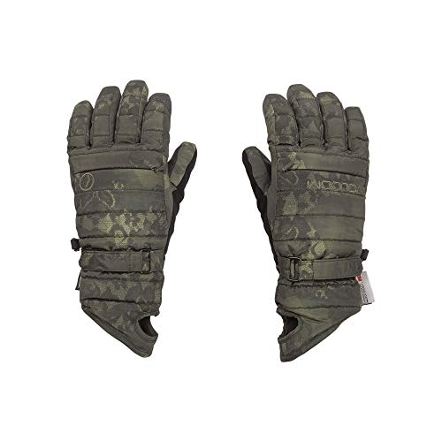 Volcom Women's PEEP Gore-TEX Snow Glove, camouflage Small ()