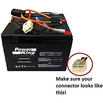 Amazon.com: Razor 12 Volt 7Ah Electric Scooter Replacement Batteries on razor dirt rocket wiring diagram, razor mini chopper wiring diagram, razor pocket mod wiring diagram, razor e225 wiring diagram, razor ground force drifter wiring diagram, razor e300 wiring diagram, razor dune buggy wiring diagram, razor e200 wiring diagram, razor dirt quad wiring diagram, razor e150 wiring diagram, razor e175 wiring diagram, razor mx650 wiring diagram, razor pocket rocket wiring diagram, razor e125 wiring diagram,