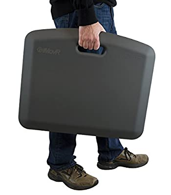 iMovR EcoLast Portable Standing Mat - 18 x 22 x 3/4 - Made in USA
