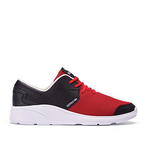 Supra Noiz S56020 Red Black White pointure 45