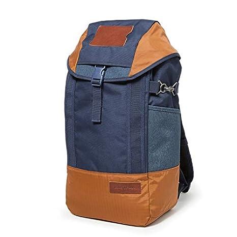 EASTPAK Fluster Merge - Mochila Unisex, Color Azul/Naranja: Amazon.es: Deportes y aire libre