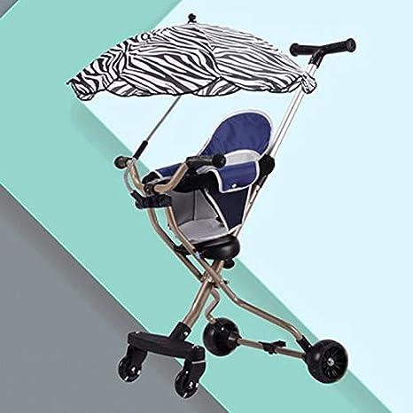 LQRYJDZ City Tour Stroller, Lightweight Baby Stroller ...