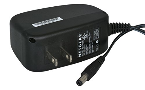 Netgear AC / DC Adapter Charger Power Supply (332-10301-02), 18 Watt, 12V, 1.5A, 1.4