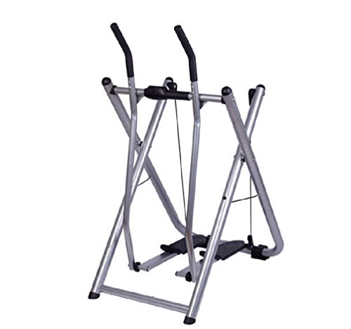 Folding Indoor Air Walker Glider Fitness Exercise Machine Workout Trainer Gym