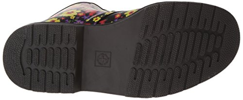 Dr. Martens Womens Drench 8 Eye Waterproof Boot Flower
