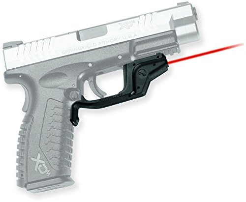 Crimson Trace LG-448 Laserguard Red Laser Sight for Springfield Armory XD and XD(M) Pistols by Crimson Trace