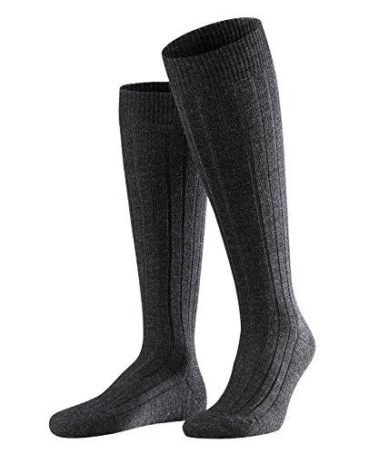 FALKE Herren Kniestrümpfe Teppich im Schuh - Merinowollmischung, 1 Paar