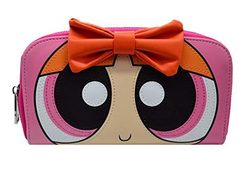 Official The Powerpuff Girls Blossom Clutch Purse Wallet