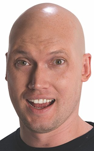 Rubies Bald Cap Costume Accessory