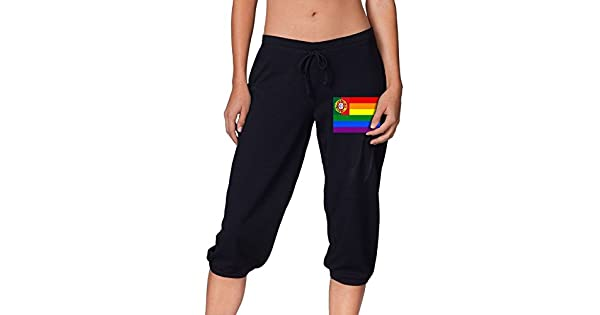 Amazon.com: shenghong Lin Portugal Gay bandera deportes ...