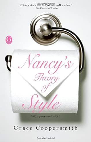 book cover of Nancy\'s Theory of Style