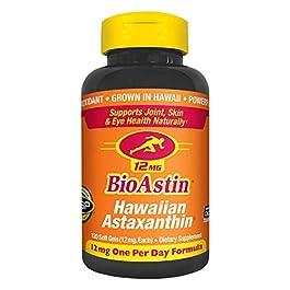 Nutrex Hawaii Bioastin Hawaiin Astaxanthin 12mg – 120 Gel Caps