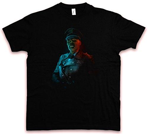 HATE GENERAL HC HATE COUTURE T-SHIRT - Horror Gothic Splatter Goth Dead Zombie Gore Snow Shirt Größen S - 5XL