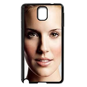 Celebrities Maggie Grace Samsung Galaxy Note 3 Cell Phone Case Black phone component AU_612490