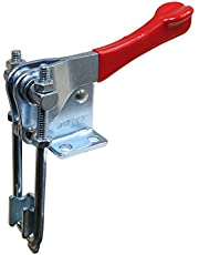 POWERTEC 20309 Latch-Action Toggle Clamp, 1000-Pound Capacity Number-334