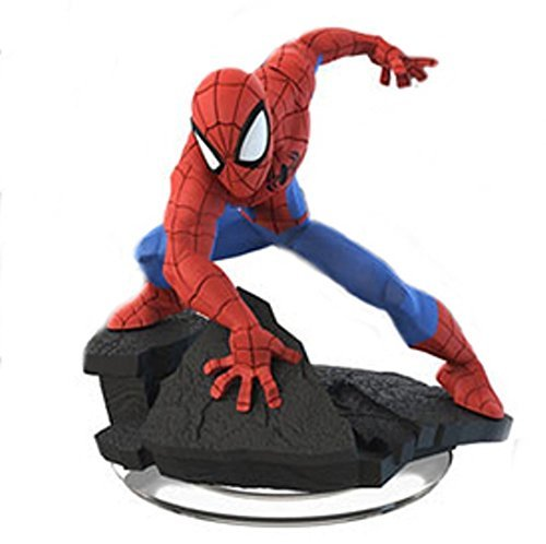 Disney INFINITY: Marvel Super Heroes (2.0 Edition) Spider-Man Figure - No Retail Packaging
