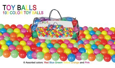 Pack Bright Color Ball Balls product image