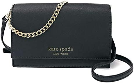 Kate Spade New York Convertible Cameron Crossbody Black