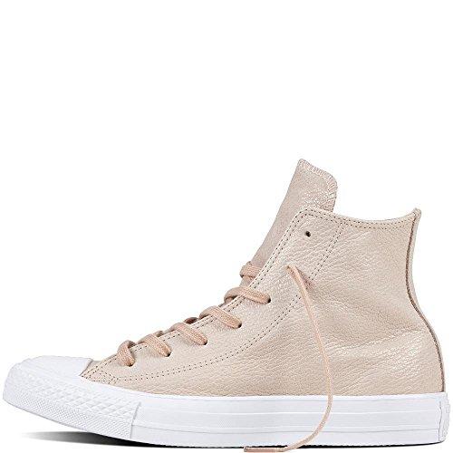 Beige white Chuck silver Femme 264 Ctas Converse Beige particle Chaussures Taylor Fitness De Hi Nubuck POTBqAx