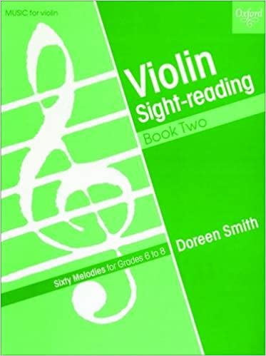 Violin Sightreading Book 2 (Oxford Music for Violin) (Bk. 2)