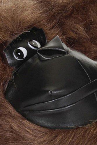 Bruno Galli97500/ 97501/ 97502 - Sandalias con cuña hombre Dark Brown Gorilla