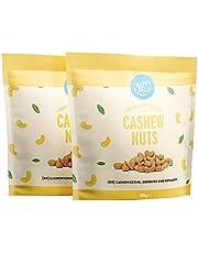 Amazon-merk: Happy Belly cashewpitten, geroosterd en gezouten