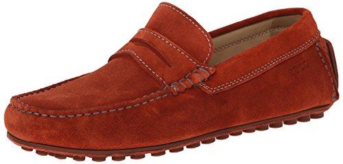 ECCO Dynamic Suede Penny Loafer